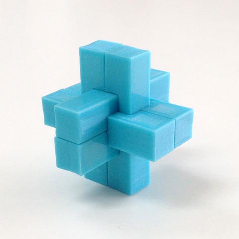 3Dプリンターで作ったオブジェやおもちゃ